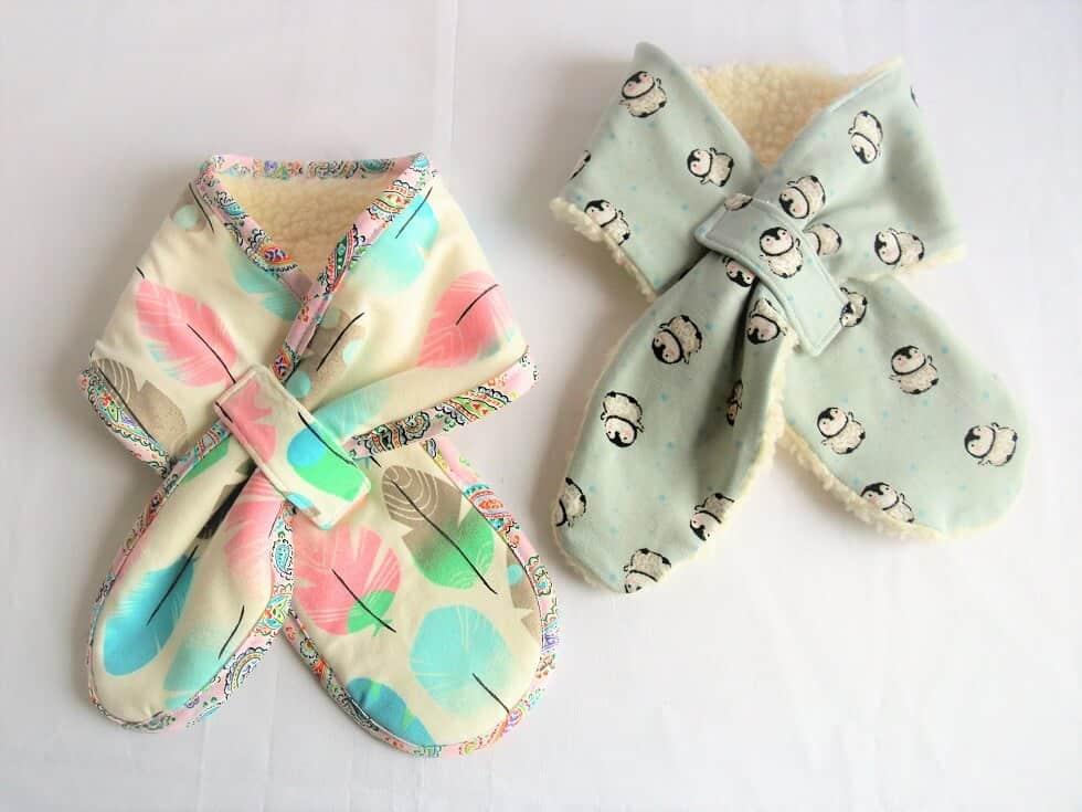 ᐅ Ebook Schal Für Kinder Nähen Schnittmuster Mit Anleitung