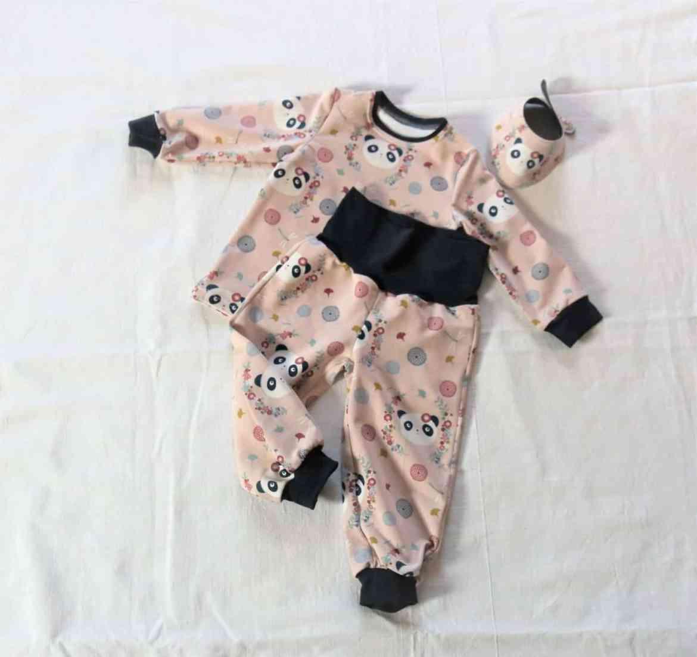 Set für Kinder und Babies nähen