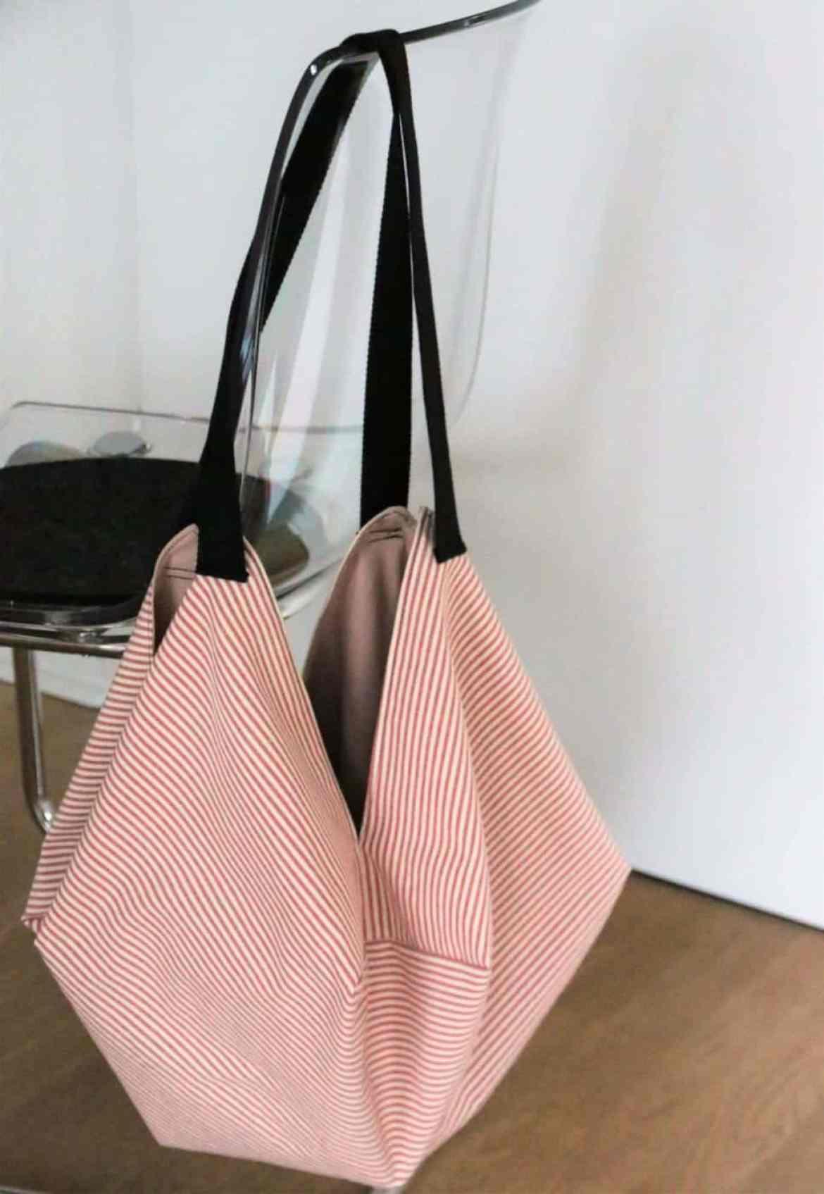 0f4959eebe27e ᐅ Japanische Tasche nähen – Mit dieser Anleitung ganz einfach!