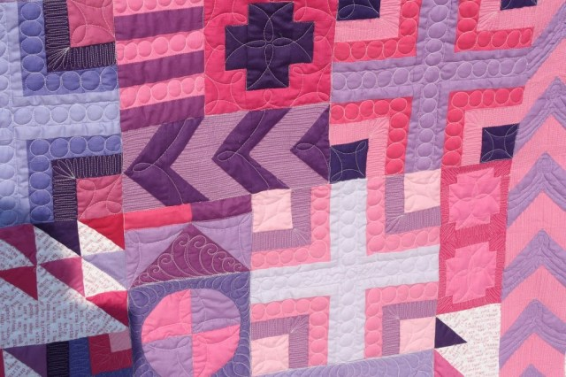 Butterfly Quilt Finish Sew Sweetness