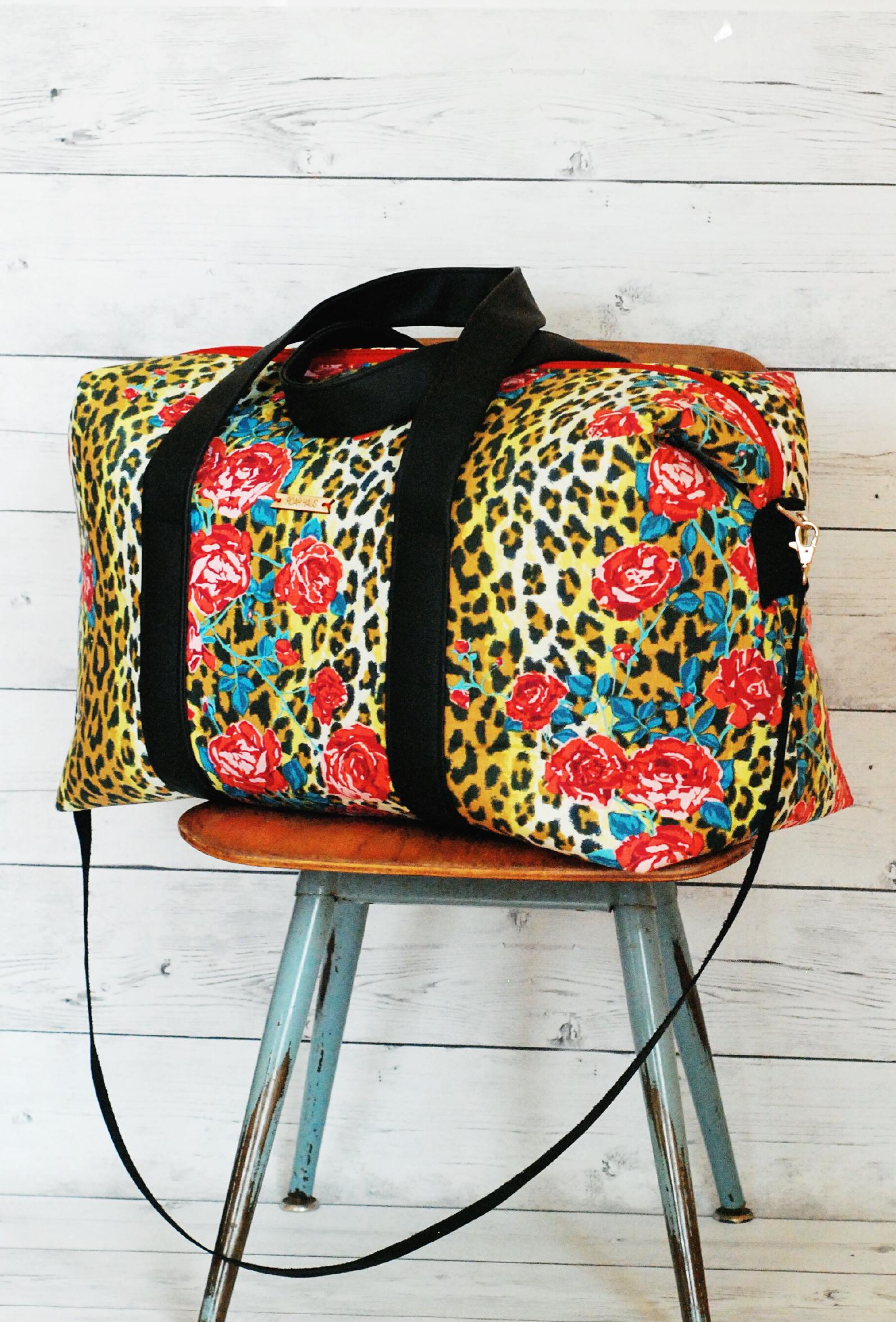 Free Duffle Bag : duffle, Emblem, Duffle, Sweetness