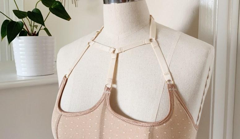 New Veronica Bralette Pattern Bikini Top Hack
