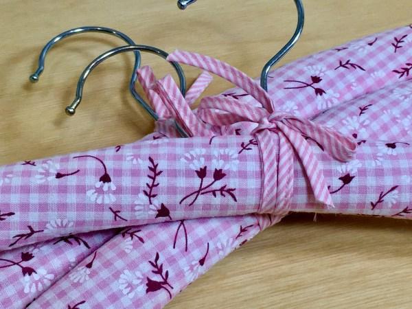 Detail Kinderkleiderbügel zartrosa