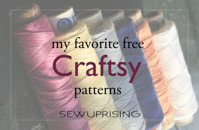 Best Free Craftsy Sewing Patterns In My Opinion Sew Uprising