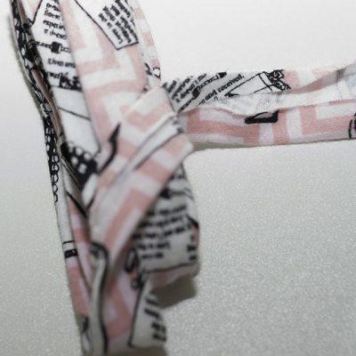 How to make Bias Binding Sewing tips Around Web