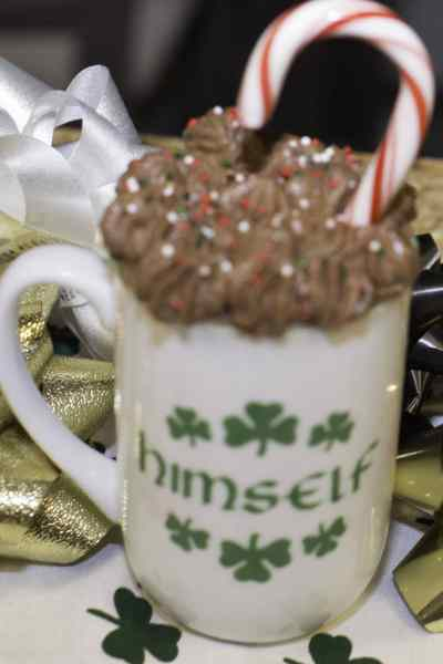 Have an Irish Christmas - Baily's and Chocolate Mousse