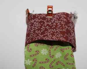 Stocking with Cuff - Easy to Sew Christmas Stockings