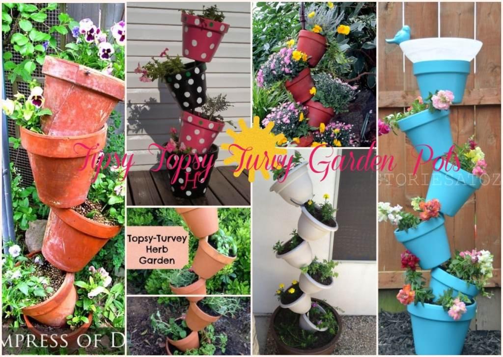 Collage-2016-03-24-18_21_48-1024x727 Tipsy Topsy Turvy Garden Pots