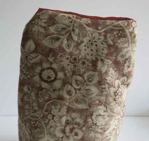 Sew Around the Flaps, Victorian Romance