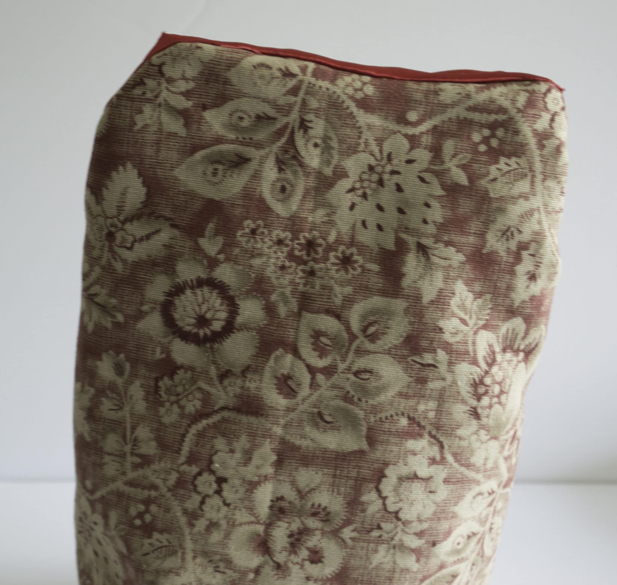 How to make a purse frame handbag in 6 easy steps - Sew Very Crafty