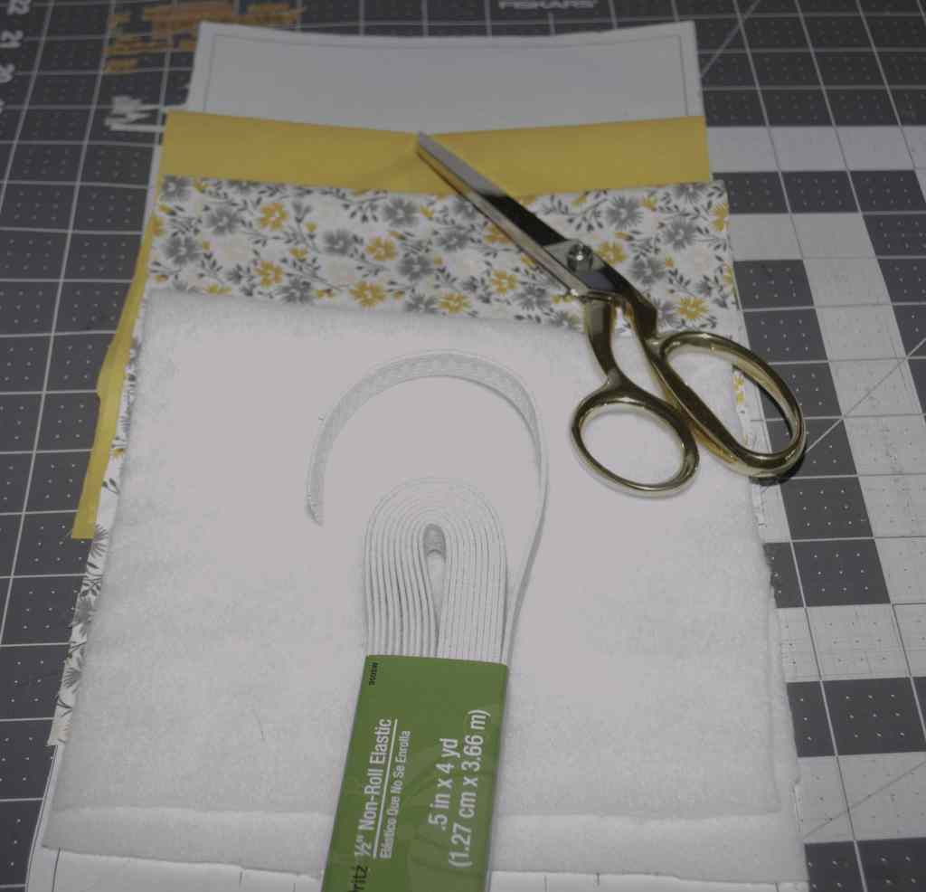 What you will Need - Tech Wallet, Sew Crafty Travel