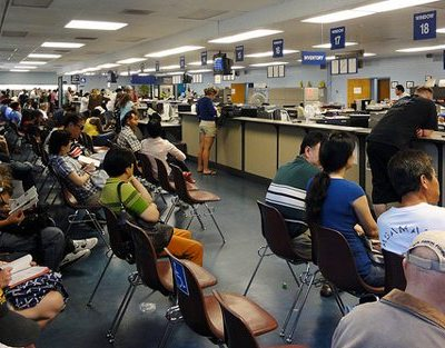 DMV the Ultimate Equalizer