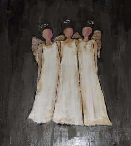 3-Angels-269x300 Paint Your Own Christmas Angels