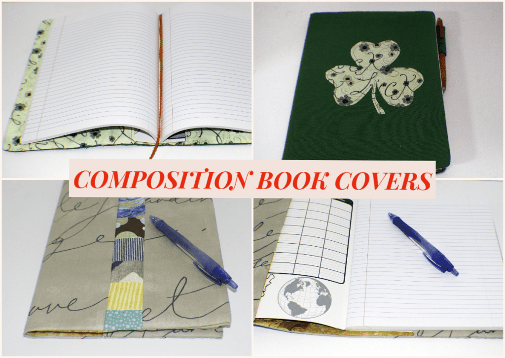 Make a Fabric Journal Cover