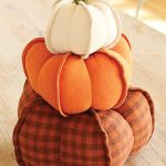 Fall Sewing Patterns Learn to Sew this Pumpkin Trio