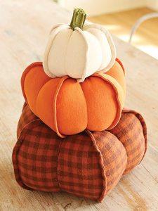 Pumpkins-225x300 Fall Sewing Patterns Learn to Sew this Pumpkin Trio