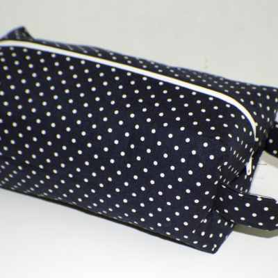 Boxy Zippered Pouch