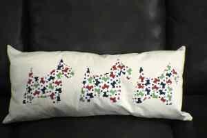 Christmas Applique Pillow