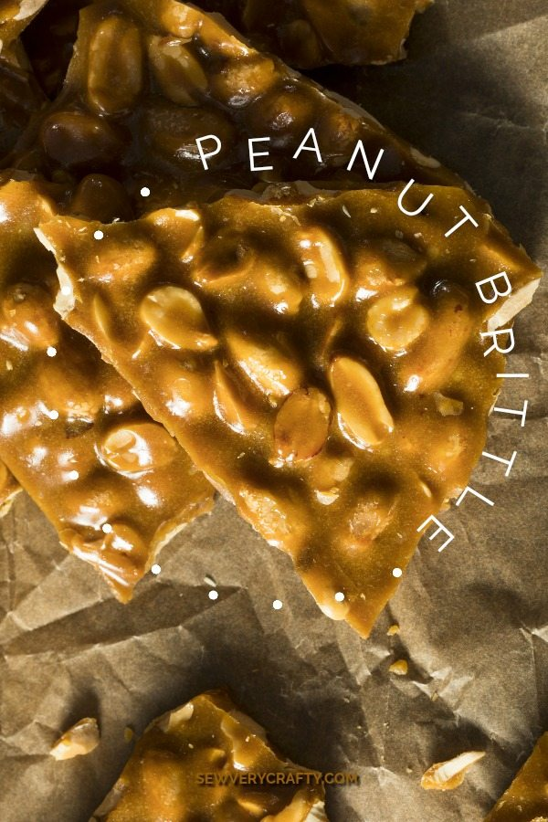 peanut-brittle-600x900 Delicious Holiday Peanut Brittle