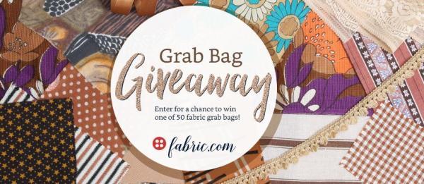 Free Fabric.Com Giveaway