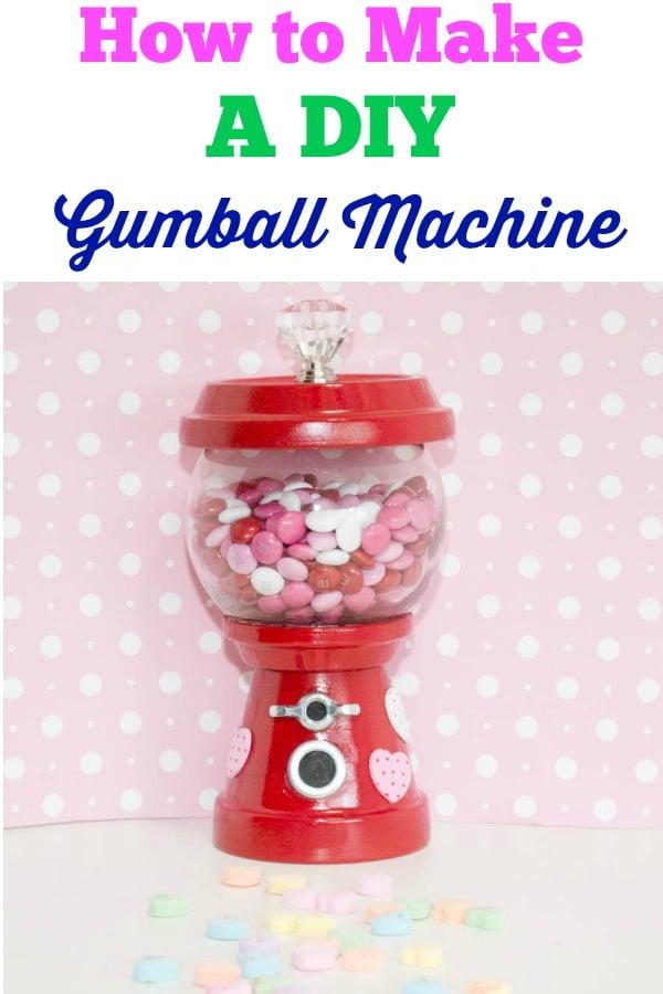 Gumball-Pin1 DIY Gumball Machine