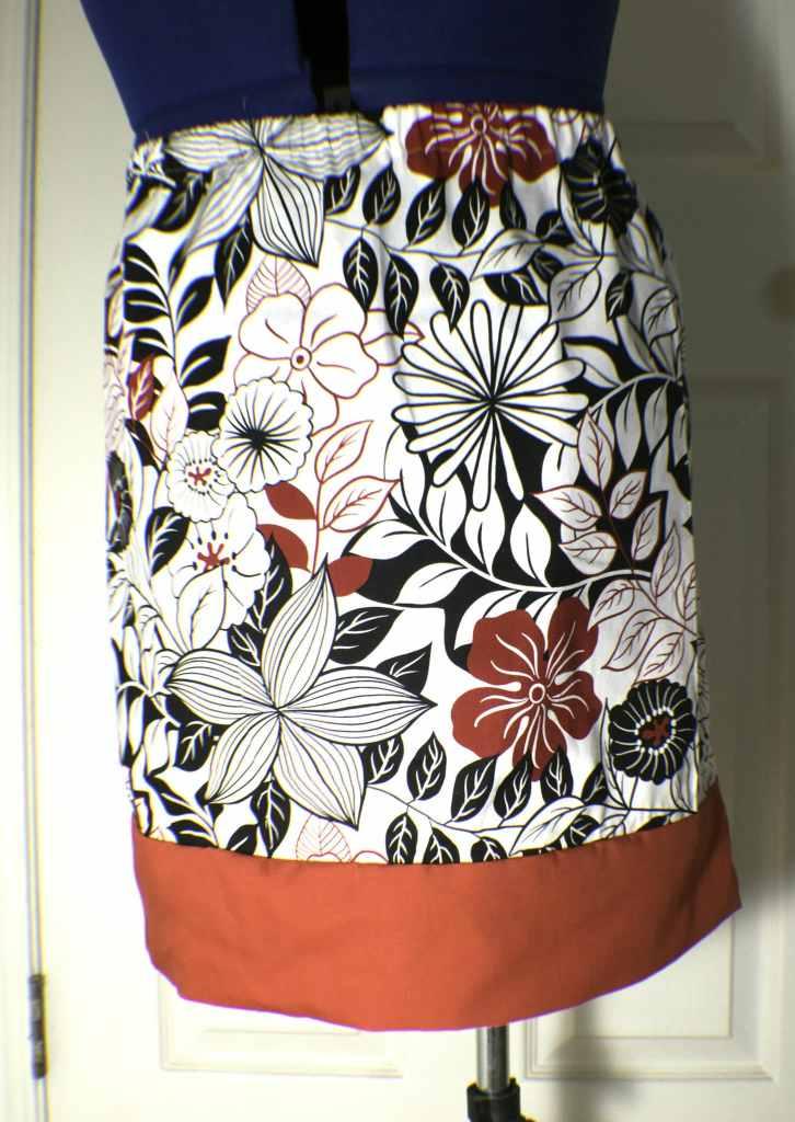 Easy DIY skirt pattern and tutorial