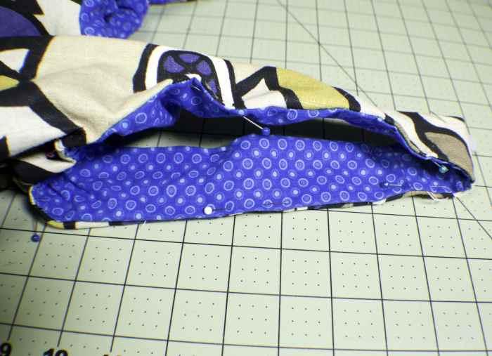How to make a reversible hobo bag