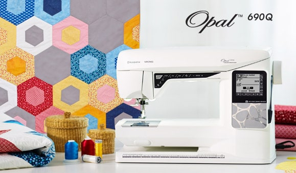 690Q-1 Learn to Sew: How to Easily Thread your Sewing Machine