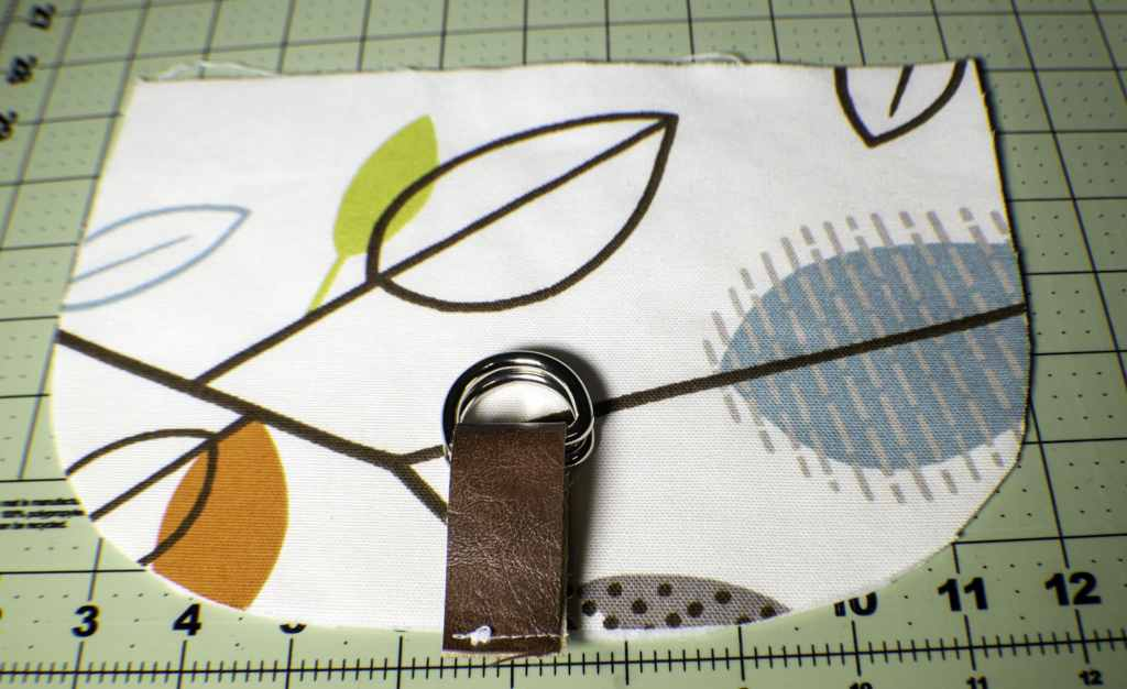 How to sew a diy backpack purse
