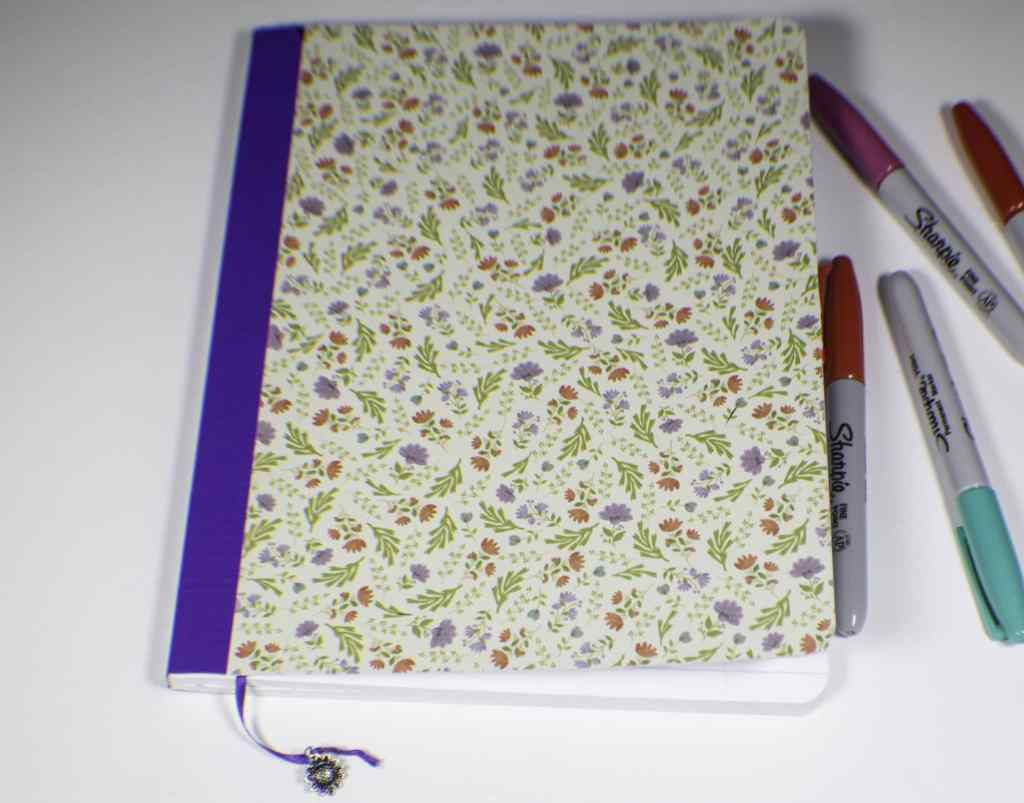 Beautiful-Journal-1024x803 Turn a Composition Book into a Beautiful Journal