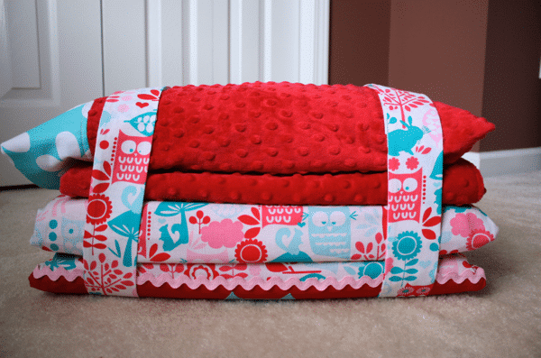 Nap-Mat 10 Things to Sew for Back to School