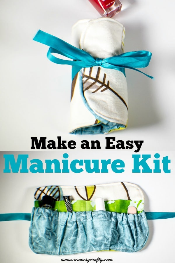 Make an easy manicure kit