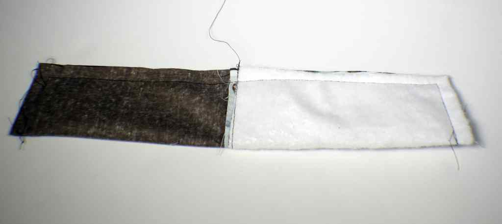 Seperate-the-lining-from-the-outer-fabric-1024x458 How to Make a Skillet Handle Holder