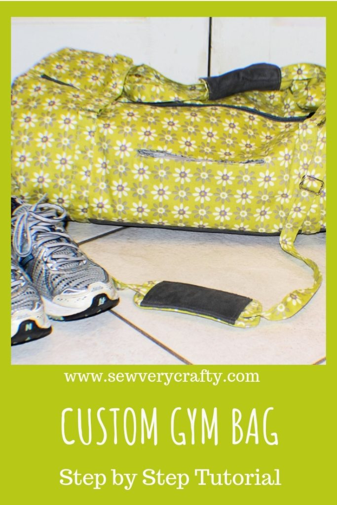How to make a custom gym bag