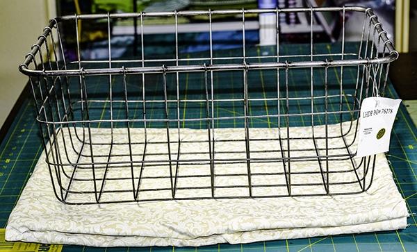 How to Make a Basket Liner