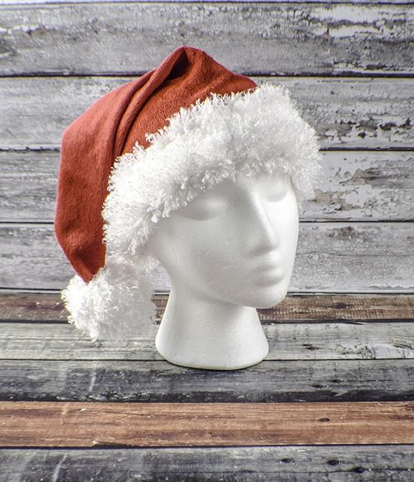 How to Make a DIY Santa Hat
