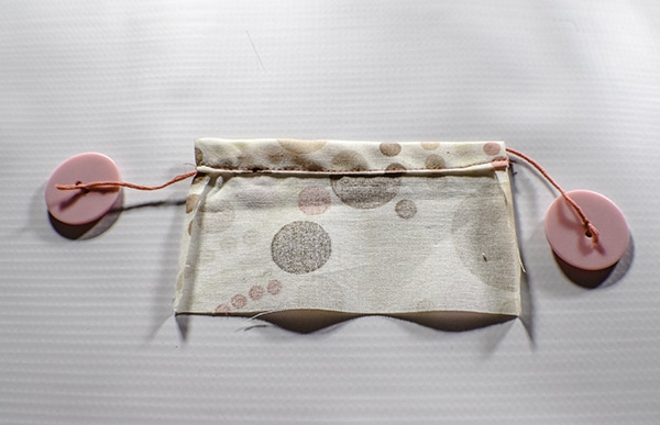 How to make a reusable tea bag