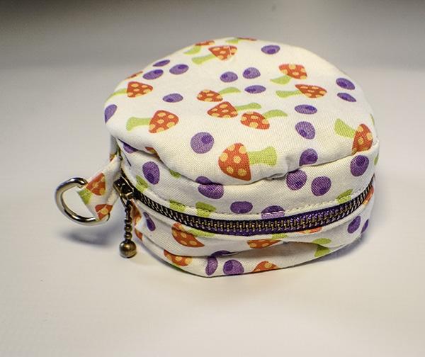 How to make a macaroon purse