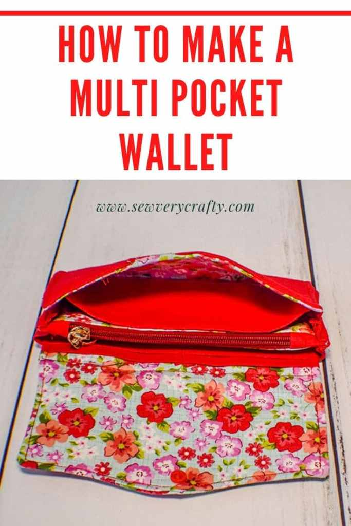 How to make a purse wallet