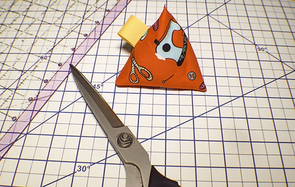 How to Make Triangle Pattern weights