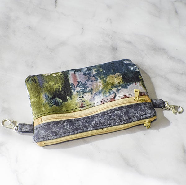 How to Make a clip on waist bag