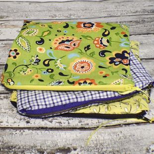 How to Make a Basic Zipper Pouch
