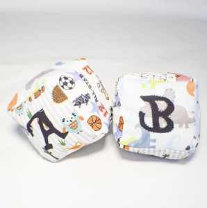 Learn to sew plushie baby blocks with applique