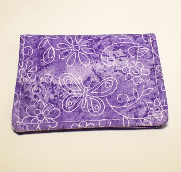 How to Make a Vaccination Card Holder