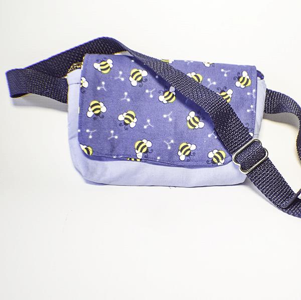 How to make a Beginner waist bag