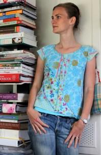 Sew Well - Colette Sorbetto