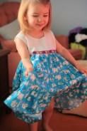Sew Well - The Blue Zoo Dress - McCall's M4758