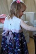 Sew Well - The Purple Zoo Dress - McCall's M4758