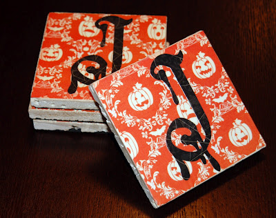 Halloween Coasters