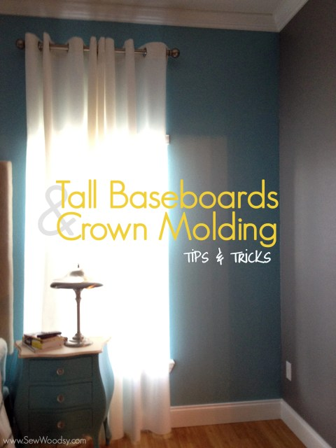 Baseboard tips and tricks